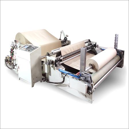 Paper Slitter and Rewinder