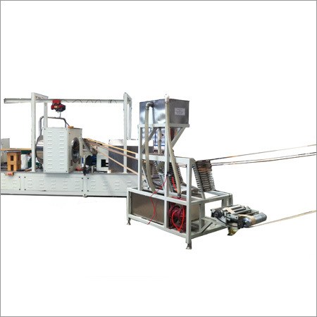 Square Paper Tube Machine
