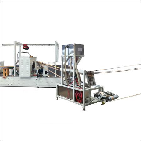 Square Paper Tube Machine