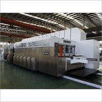 Printer Dryer Die Cutter Machine