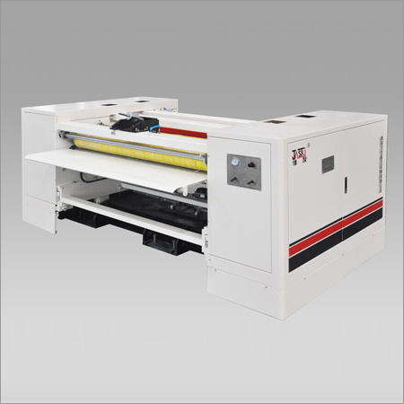 NC Direct Drive Spiral Knife Cut Off Machine