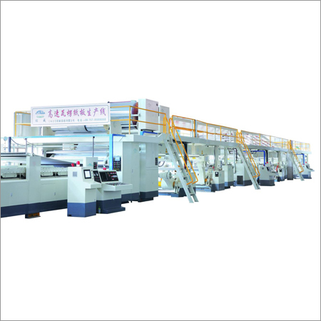 Paper Corrugating Machinery