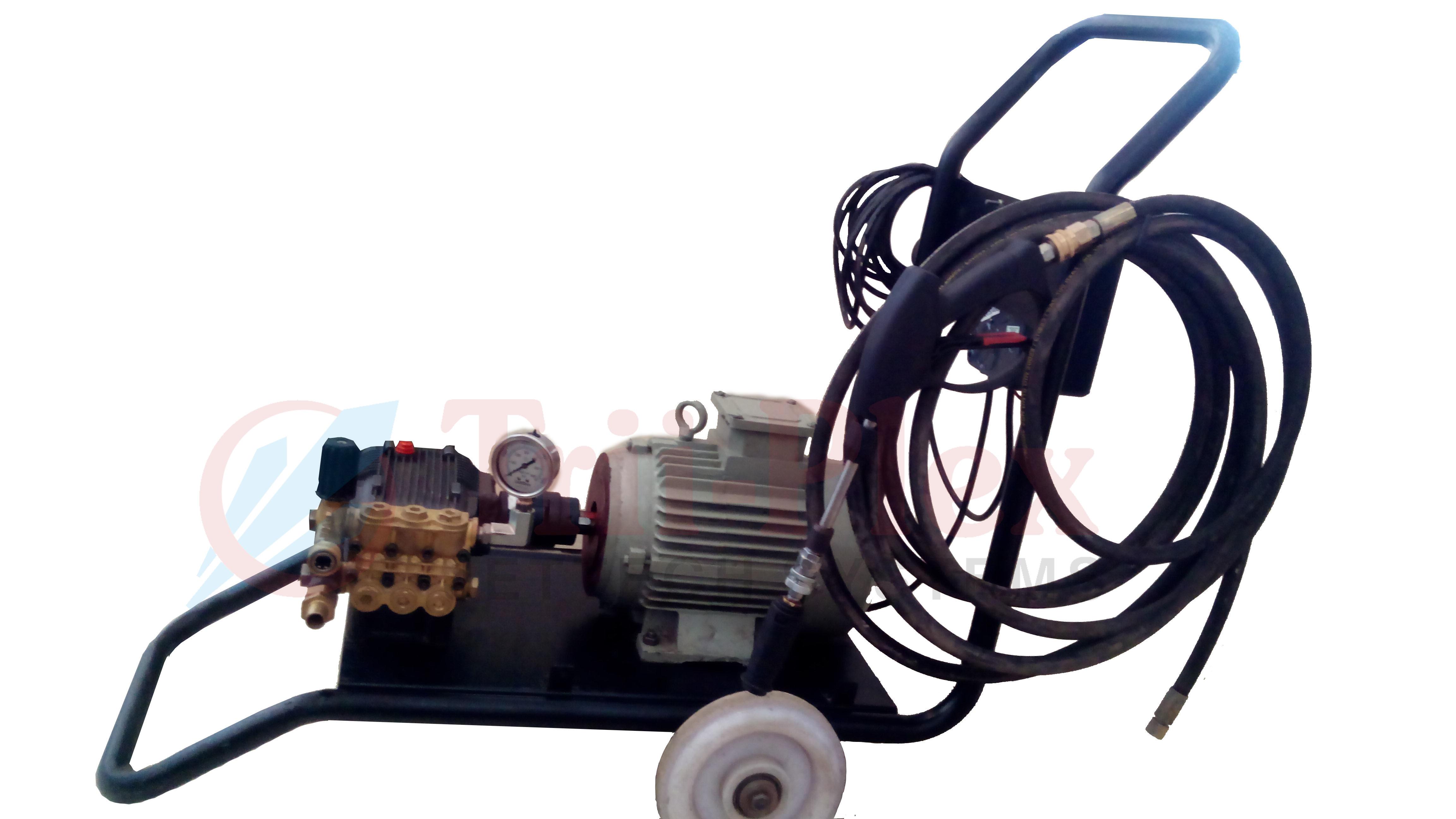 200 BAR Hydrostatic Pressure Test Pump