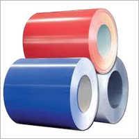 Multicolor Galvanized Coil