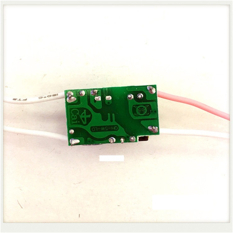 Built-in Led Driver Power Supply 2-3x3w Input Ac85-277v Output Dc6-11v/900ma±5%