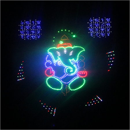 Lord Ganesh LED Design Board