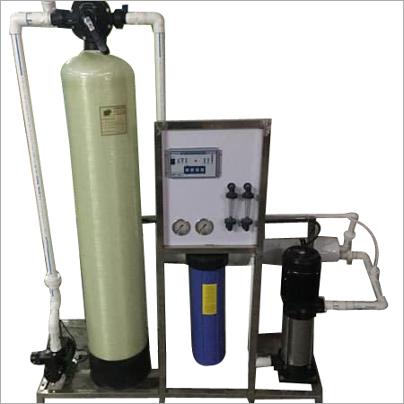 100 LPH Commercial RO Plant