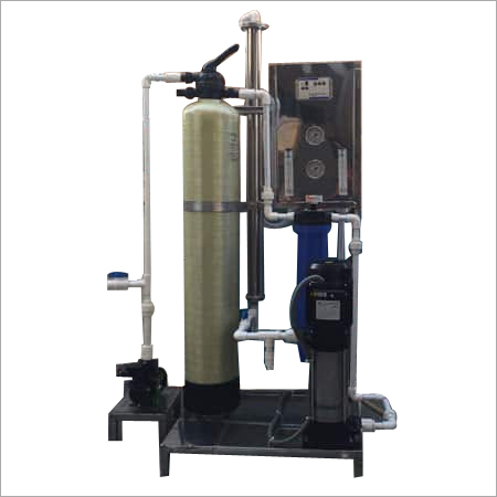 100 Ltr R.O. Water Plant