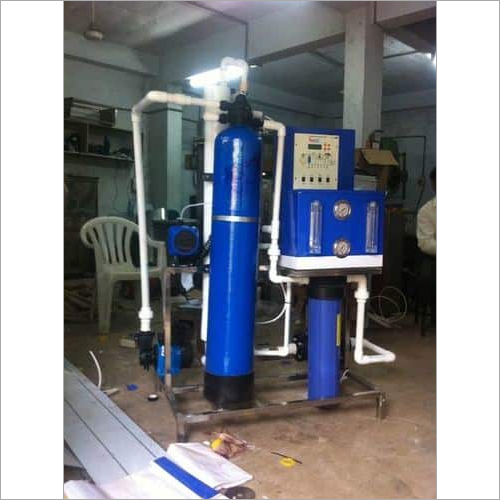 250 Ltr RO Water Plant