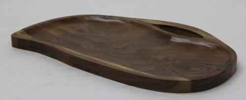 Platter In Acacia Wood (2)