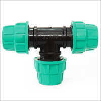 Mdpe Pipe Fittings Tee