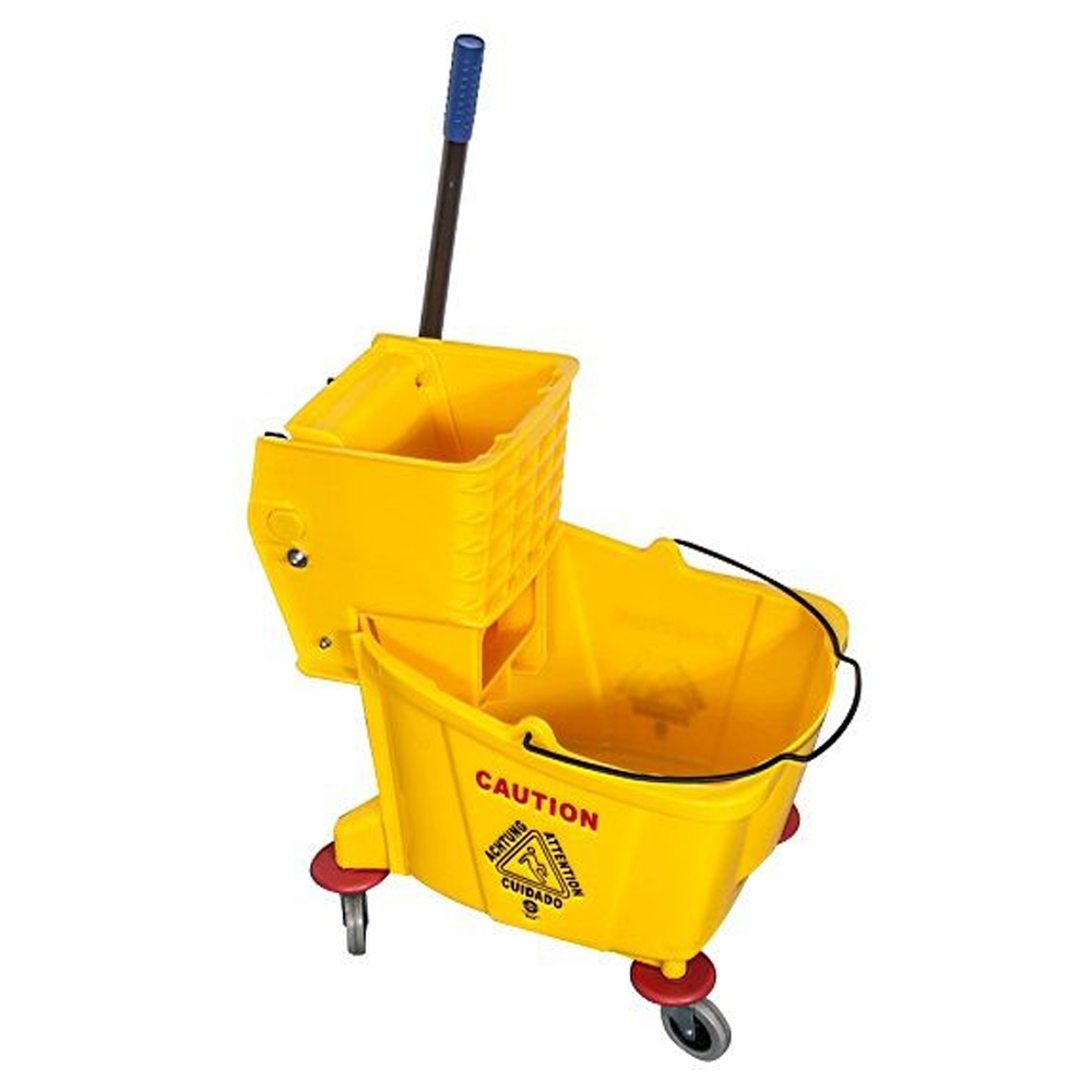 Mop Wringlers and Trolleys