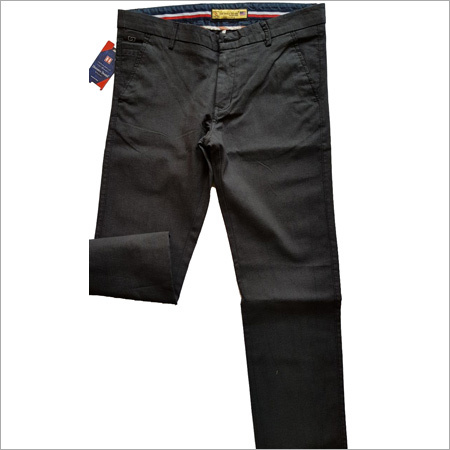 Mens Denim Black Jeans