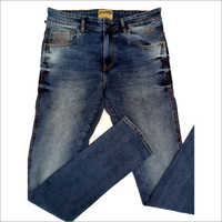 Mens Denim shaded Jeans