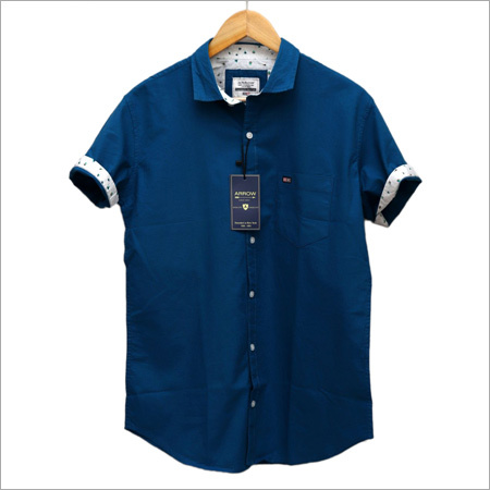 Mens Blue Shirts