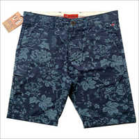 Blue Mens Shorts