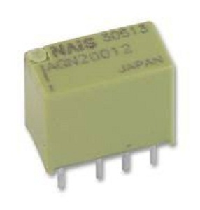 Low Signal Relays - Pcb 1a 12vdc Dpdt Non-latching  -agn20012