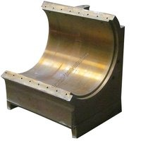 Sugar Mill Cast Steel Side Bearing Housing