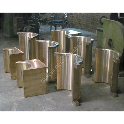 Sugar Mill Bronze Bearing Liner