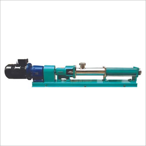 Helical Rotor Pump