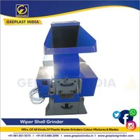 Wiper Shell Grinder