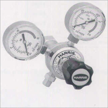 Single Gauge Oxygen Regulator