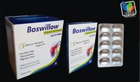 Willow Bark Ext. With Boswellia Serrata Tablets