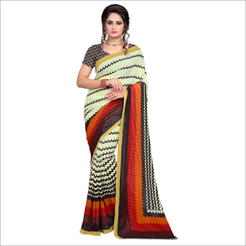 Ladies Ranial Saree