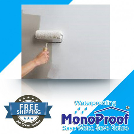 Waterproof paint