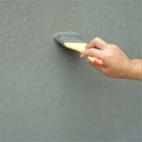 Acrylic Elastomeric Waterproofing Coating