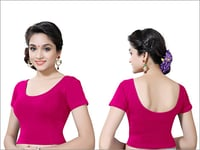 Ladies Rani Color Readymade Blouse