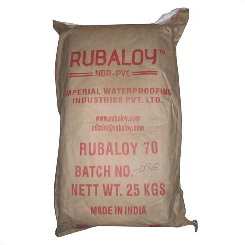 NBR PVC Blend Rubber