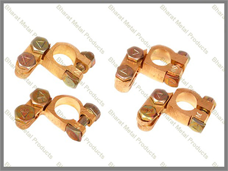 Brass Battery Terminals