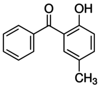 2 Hydroxy 5 methy benzophenone 98%