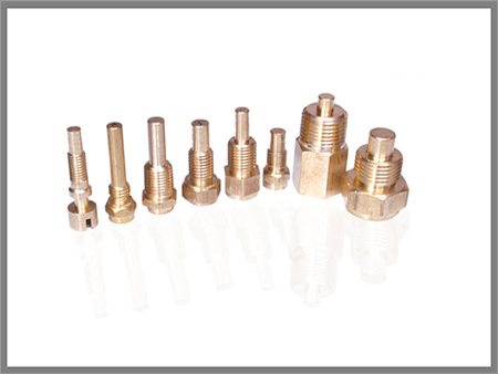 Brass Housing Parts