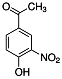 4 Hydroxy 3 nitroacetophenone 98%
