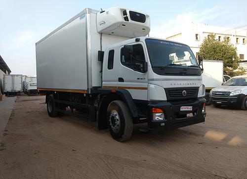 FRP Panel Freezer Truck