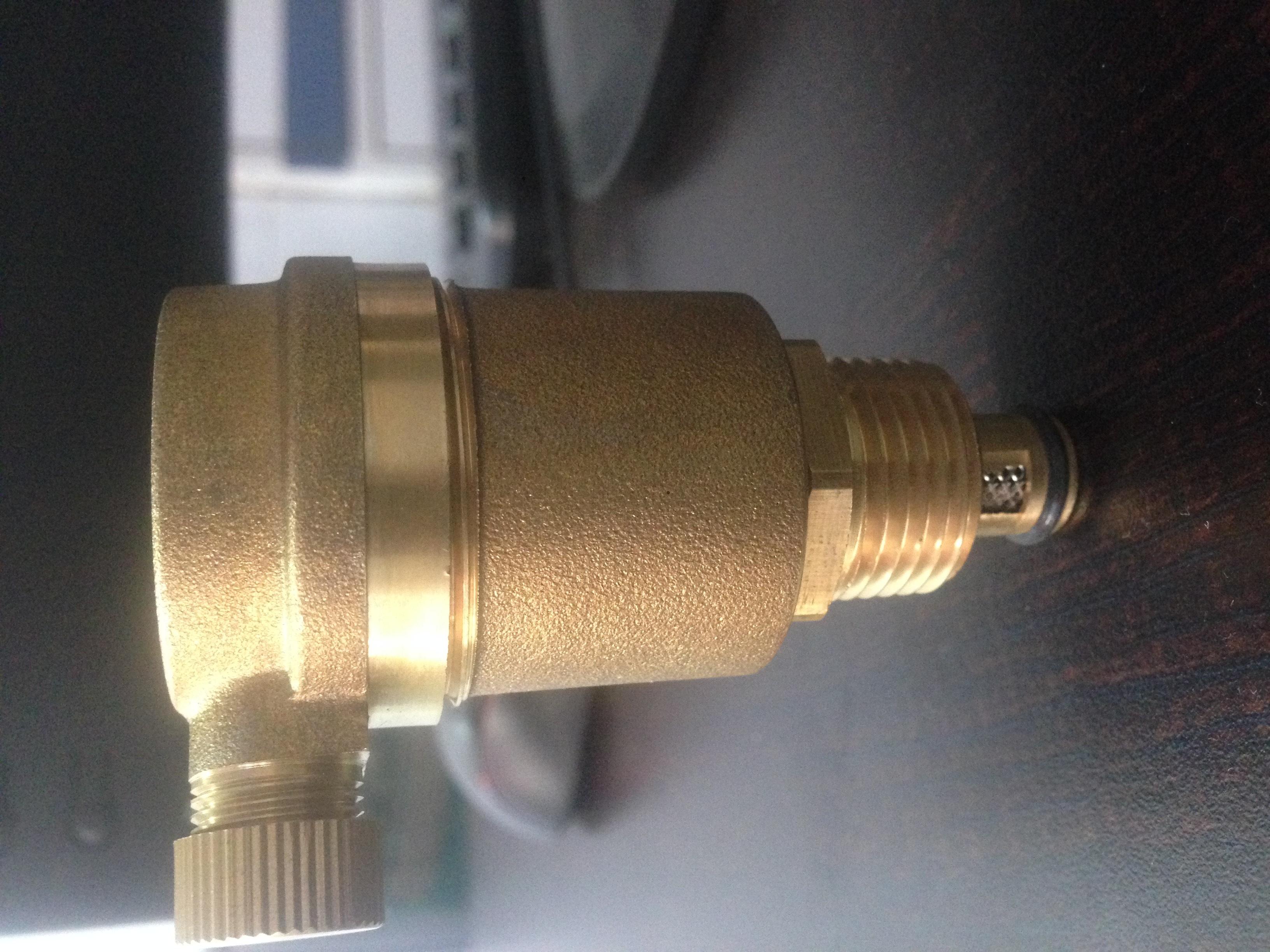 Auto Air Vent valve