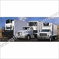 Refrigerated Van Services