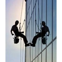 ACP Sheet Facade Cleaning