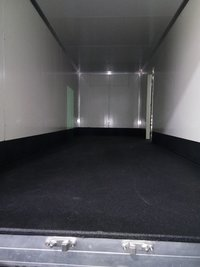 Tail Lift Reefer Truck