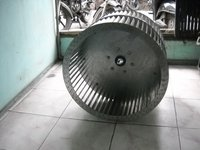 DIDW Centrifugal Fan 160 MM X 228 MM