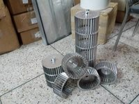 DIDW Centrifugal Fan 180 MM X 178 MM