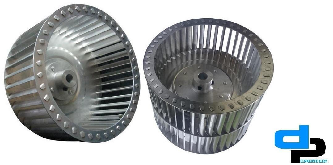 DIDW Centrifugal Fan 180 MM X 178 MM