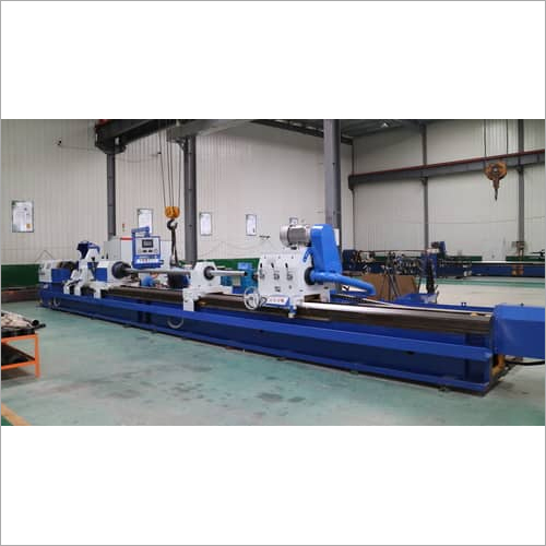 CNC Deep hole barrel drilling and boring machine