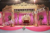 Maharaja Crystal Wedding Mandap
