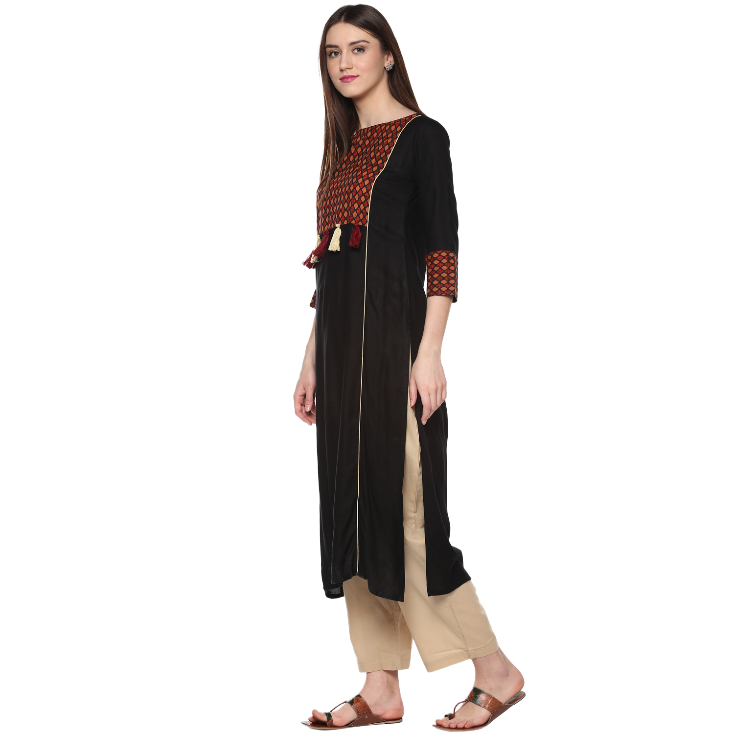Cotton Summer Kurtis