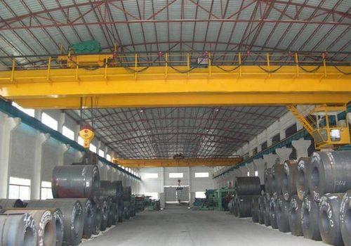 material handling EOT cranes