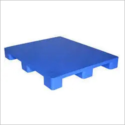 Roto Molded Four Way 9 Leg Plastic Pallet