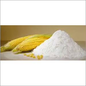 White Maize Starch Powder